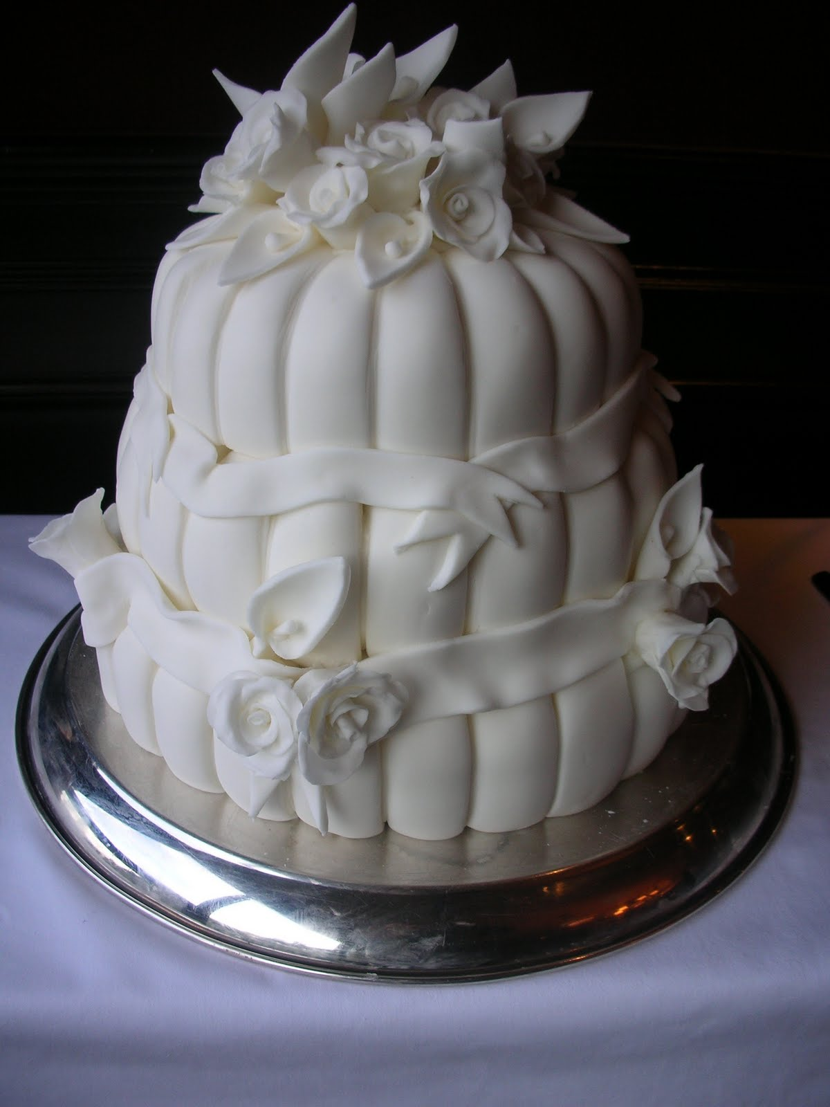 Rimrock wedding cake